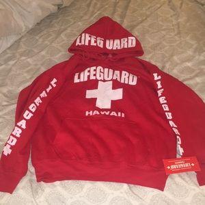 Hawaii Lifeguard Hoodie